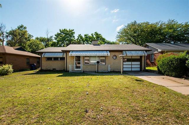 For Sale: 2011 S Edgemoor St, Wichita KS