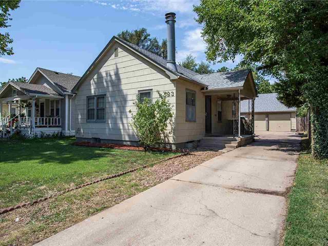 For Sale: 523 S Volutsia, Wichita KS
