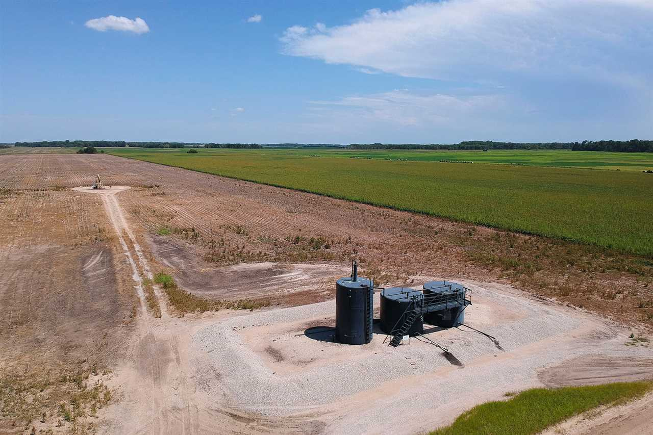 For Sale: 153.13 +/-Acres SE 70th Rd & SE 40th Ave, Great Bend KS