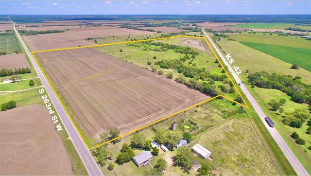 For Sale: NW of  K-42 Hwy and E of S 263rd St W, Viola KS