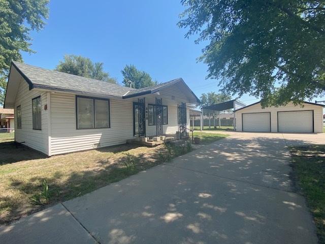 For Sale: 3410 S Meridian Ave, Wichita KS