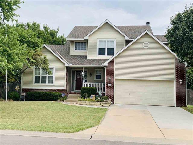For Sale: 500 E Wild Plum Cir, Derby KS