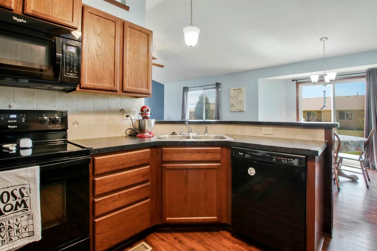 For Sale: 1881 W Saddle Brooke St, Haysville KS