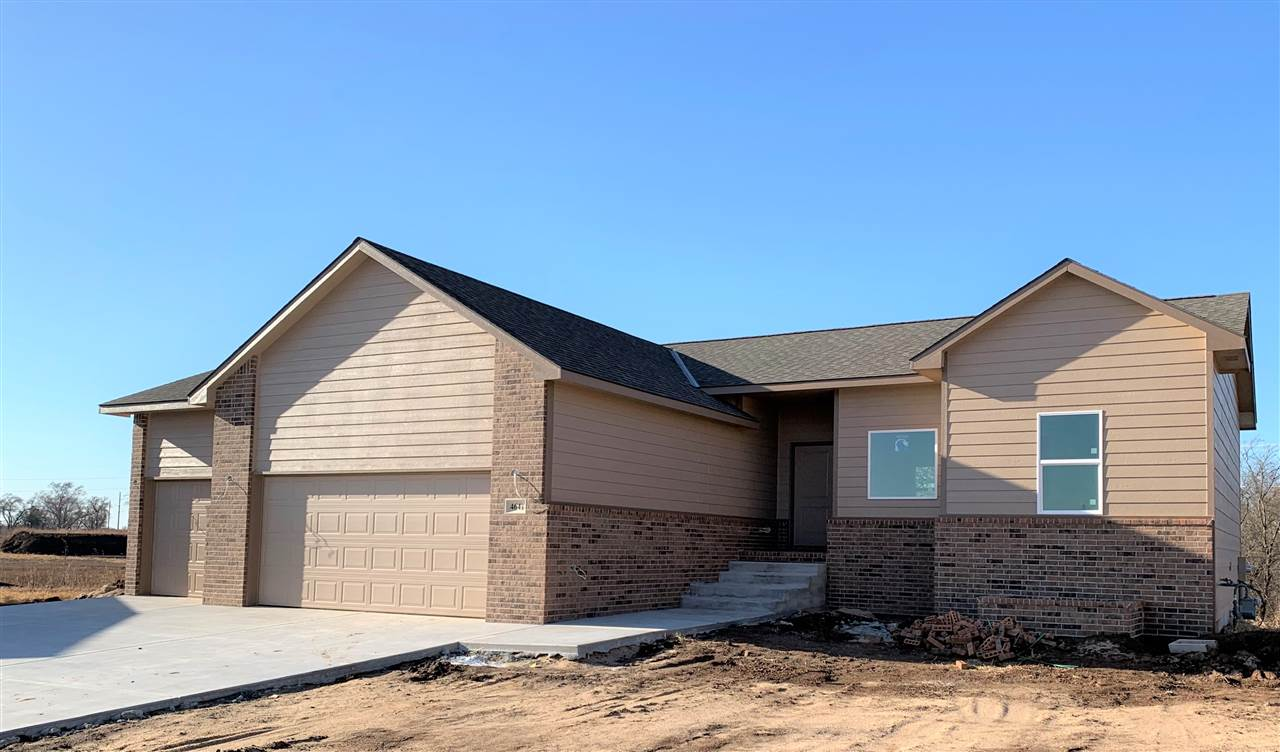 Open Floor Plan with 10' Ceilings on Main Floor. LVP flooring in the Kitchen, Dining and Living Room. Quartz Counter Tops in the Kitchen and Master Bathroom. Main Floor Laundry. NO HOA and LOW Specials of $69.00 per Month are estimated.