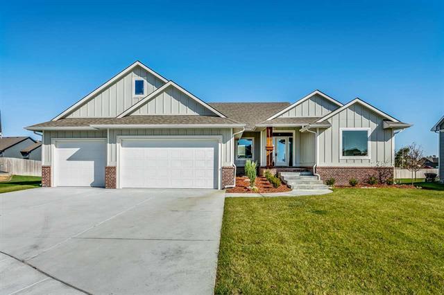 For Sale: 4431 N Ridge Port Ct, Wichita KS