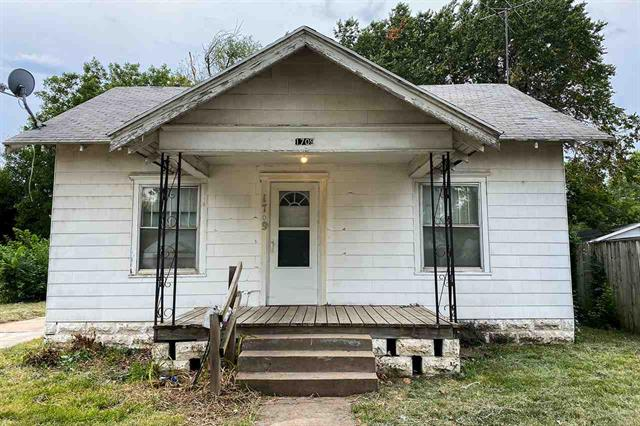 For Sale: 1709 S WASHINGTON AVE, Wichita KS