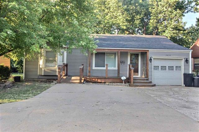 For Sale: 2835 E Pawnee St, Wichita KS