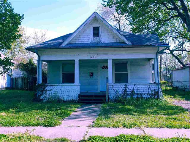 For Sale: 609 E 13th Avenue, Winfield KS