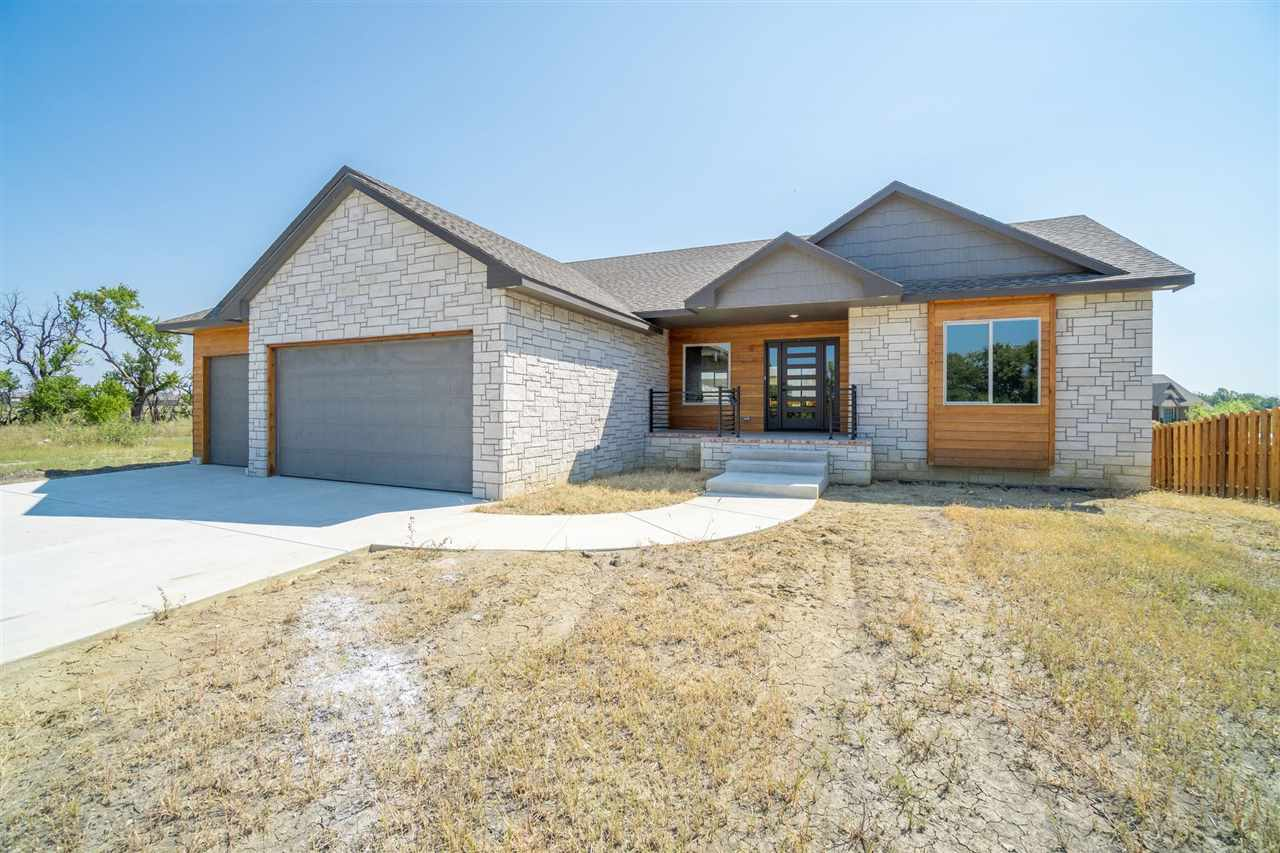 For Sale: 8218 E Saw Mill Ct, Wichita KS