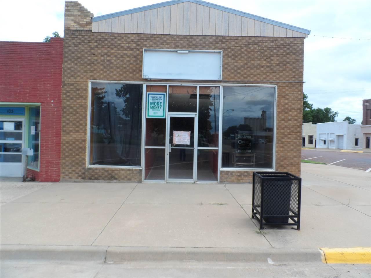For Sale: 101 E Main St, Harper KS