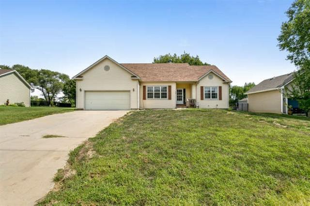For Sale: 1320 E Glenview Dr., El Dorado KS