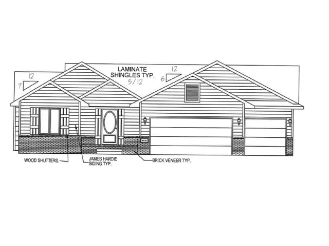 For Sale: 4450 N Queen, Maize KS