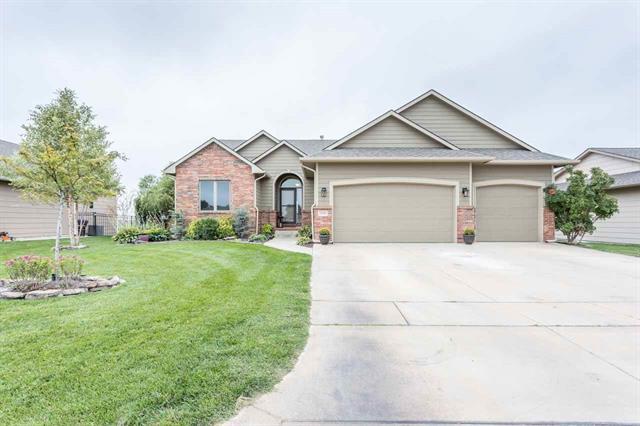 For Sale: 13005 W Red Rock St, Wichita KS