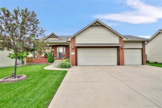 For Sale: 1417 S SHILOH ST., Wichita KS