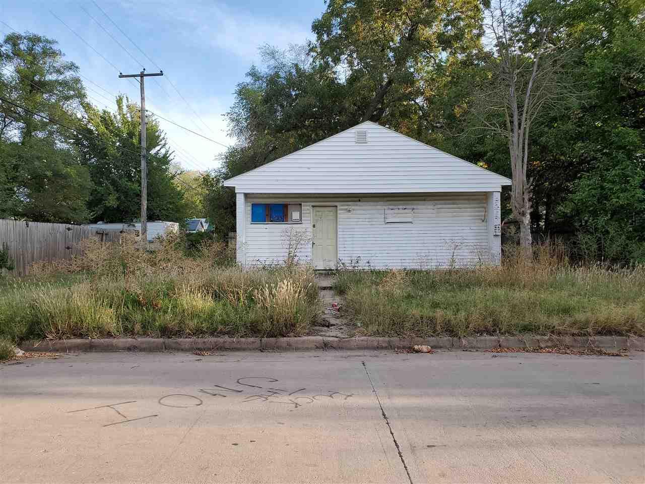 For Sale: 2311 E 16th, Wichita KS