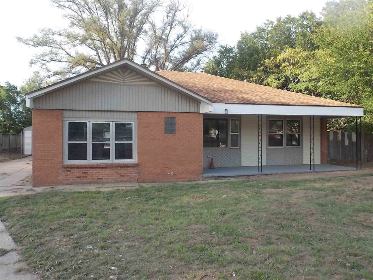 For Sale: 1142 W 51ST ST S, Wichita KS