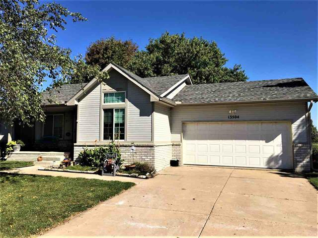 For Sale: 13504 E 55th St N, Wichita KS