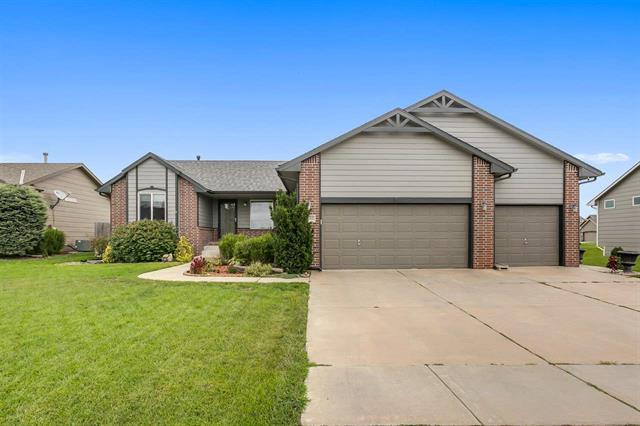 For Sale: 1102 N Oak Ridge Ave., Goddard KS