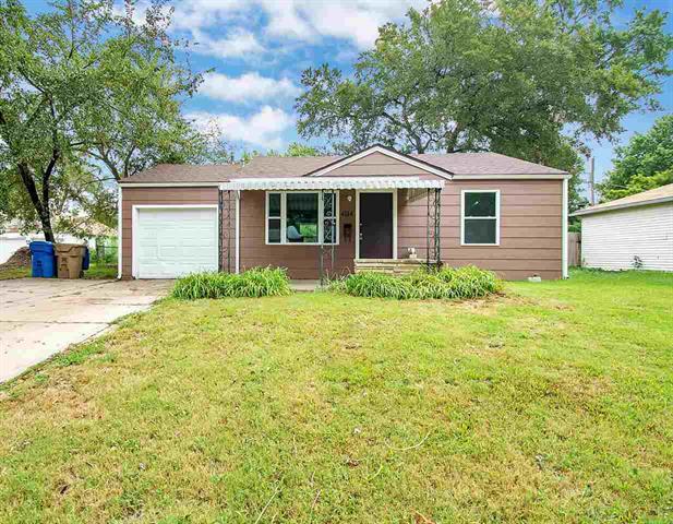 For Sale: 4514 S Oak Ave, Wichita KS
