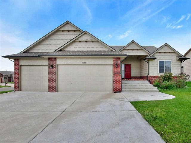 For Sale: 12441 E Casa Bella Ct, Wichita KS