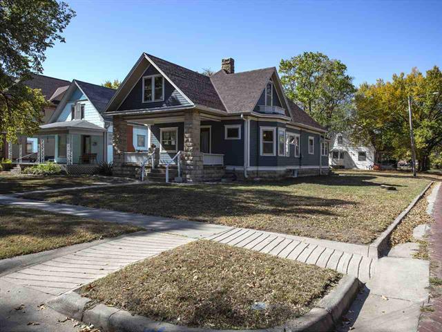 For Sale: 1455 N FAIRVIEW AVE, Wichita KS