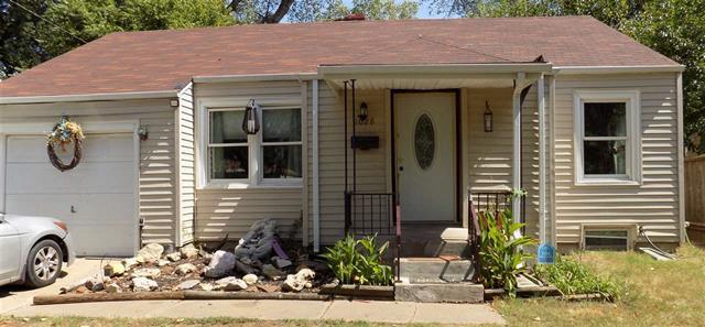 For Sale: 1028 N PERSHING ST, Wichita KS