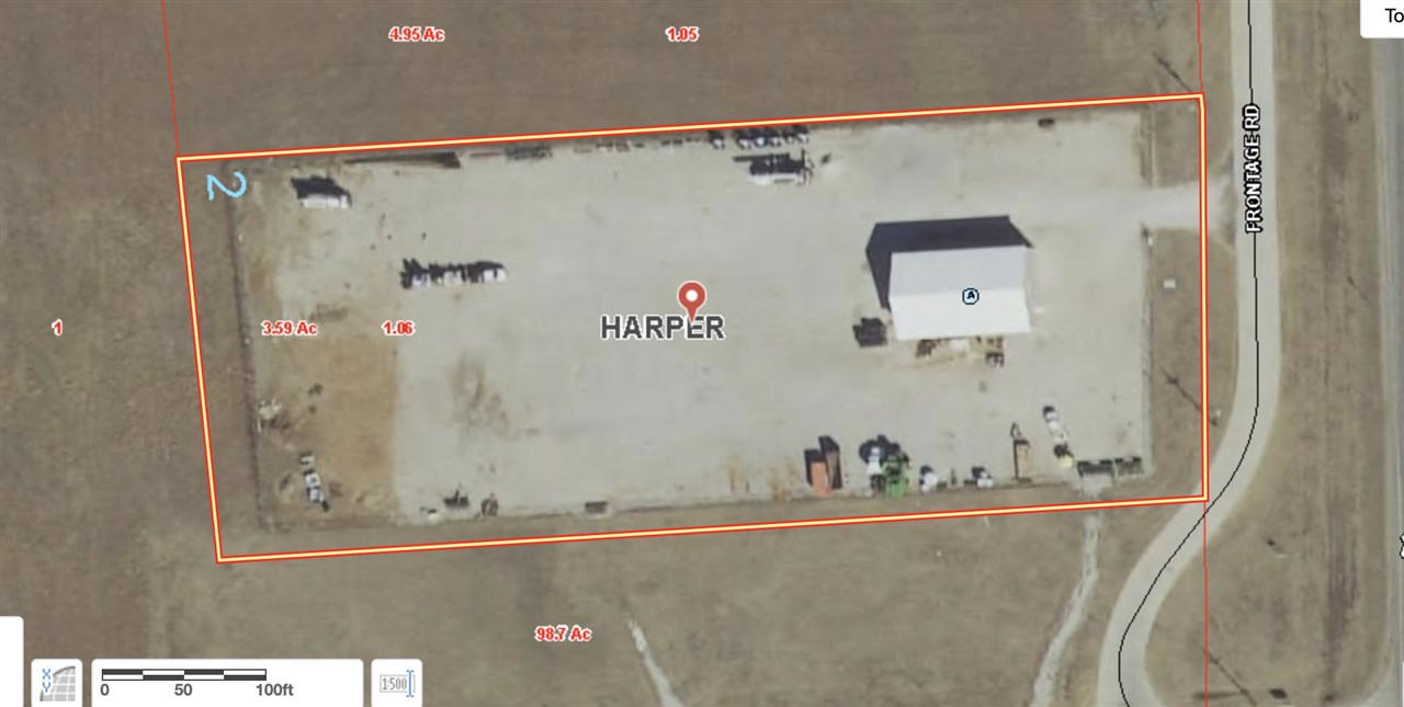 For Sale: 883  Frontage Rd, Harper KS