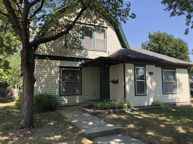 For Sale: 608 E 4TH ST, Newton KS