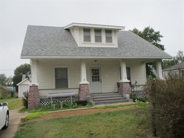 For Sale: 703  Santa Fe, Durham KS