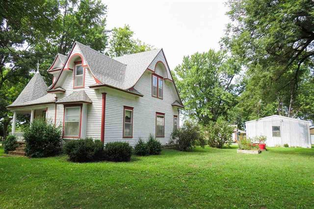 For Sale: 303 N Hobart Ave., Severy KS