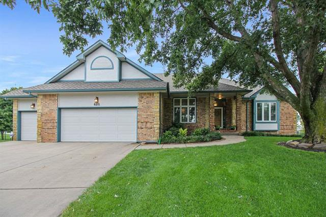 For Sale: 8211 W Reflection Ct, Wichita KS