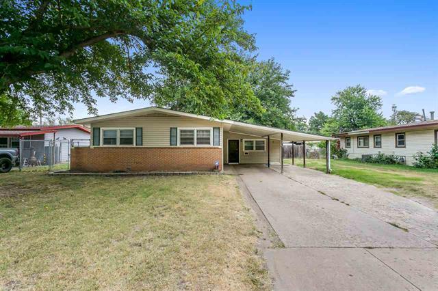 For Sale: 3510 S Hiram Ave, Wichita KS