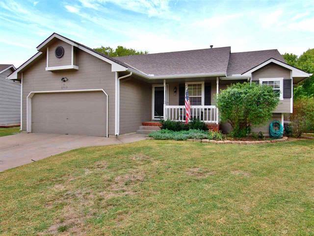 For Sale: 6513 E 39th Ct N, Wichita KS