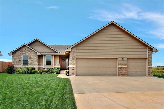 For Sale: 807 S Lakeview, Haysville KS