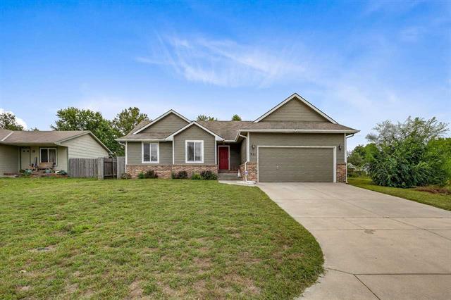 For Sale: 921 W 50th St. S., Wichita KS