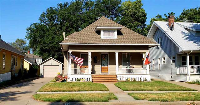 For Sale: 807 N FAULKNER ST, Wichita KS