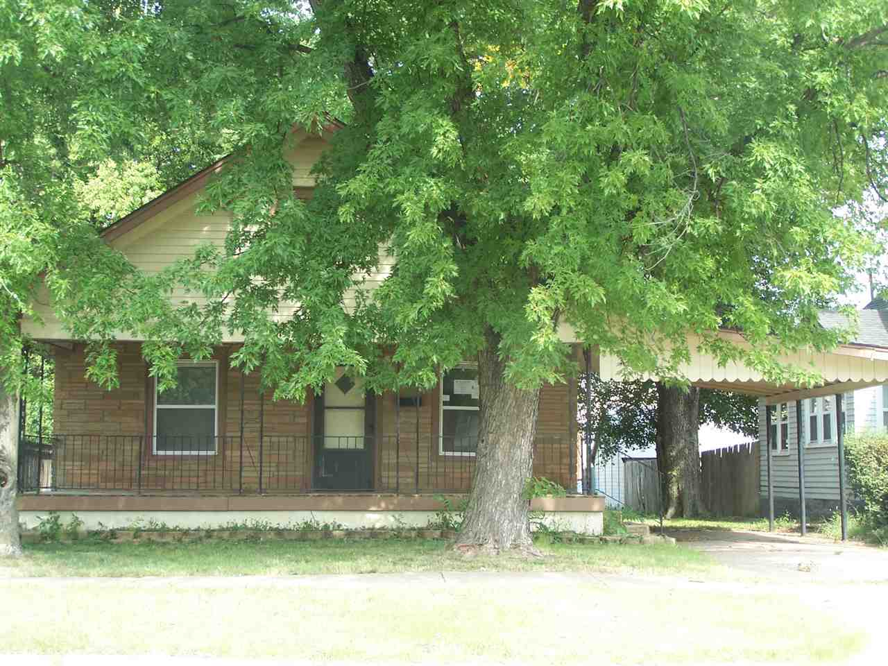 407 S Washington Ave, Wellington, KS, 67152