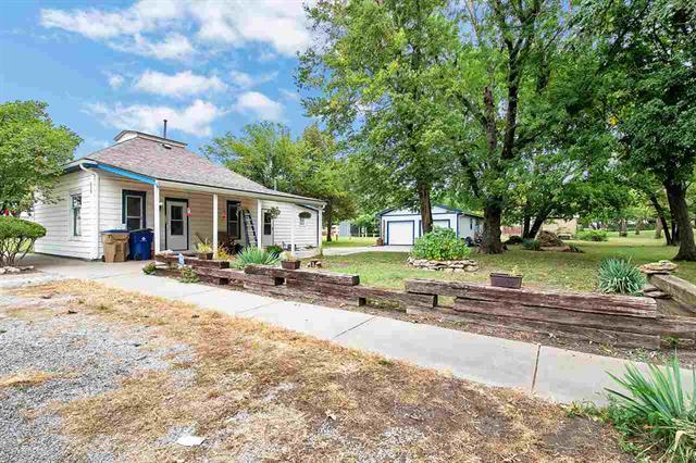 For Sale: 218 S Main, Benton KS