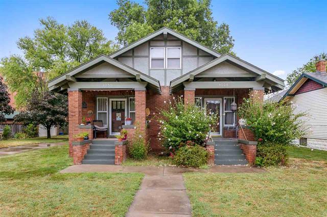 For Sale: 1028 N PORTER AVE, Wichita KS