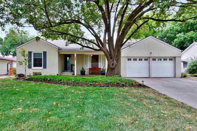 For Sale: 249 S Ridgewood Dr, Wichita KS