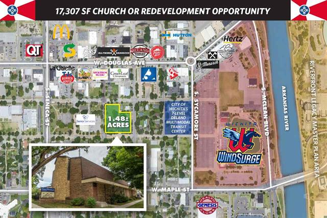 For Sale: 220 S HANDLEY ST, Wichita KS