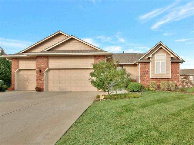 For Sale: 12121 E Zimmerly Ct, Wichita KS