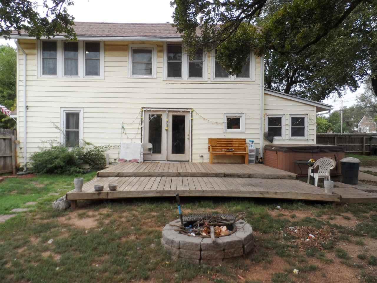For Sale: 201 N Madison, Anthony KS