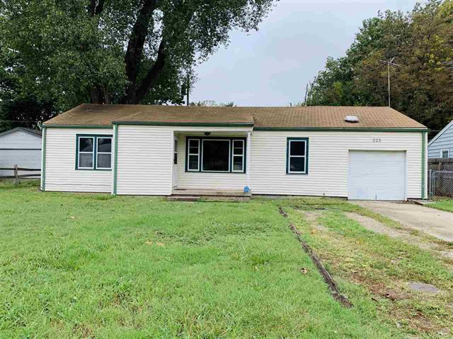 For Sale: 223  Turkle Ave, Haysville KS