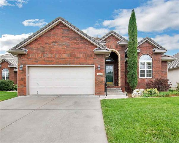 For Sale: 2818 N Plumthicket Circle, Wichita KS