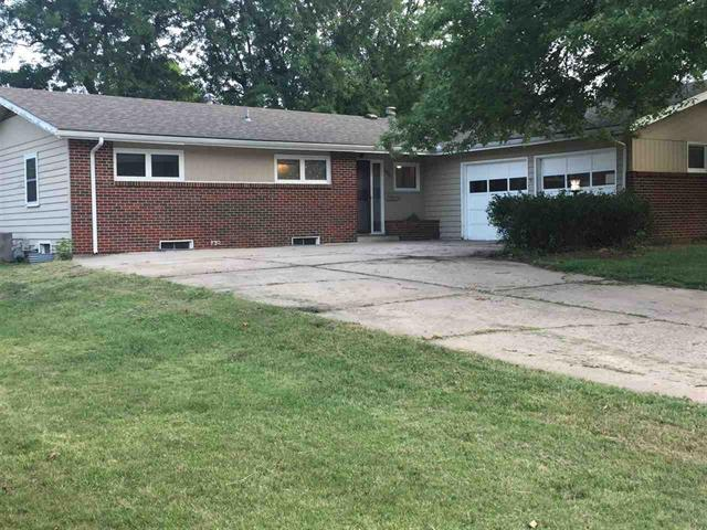 For Sale: 5921 E Clarendon, Bel Aire KS