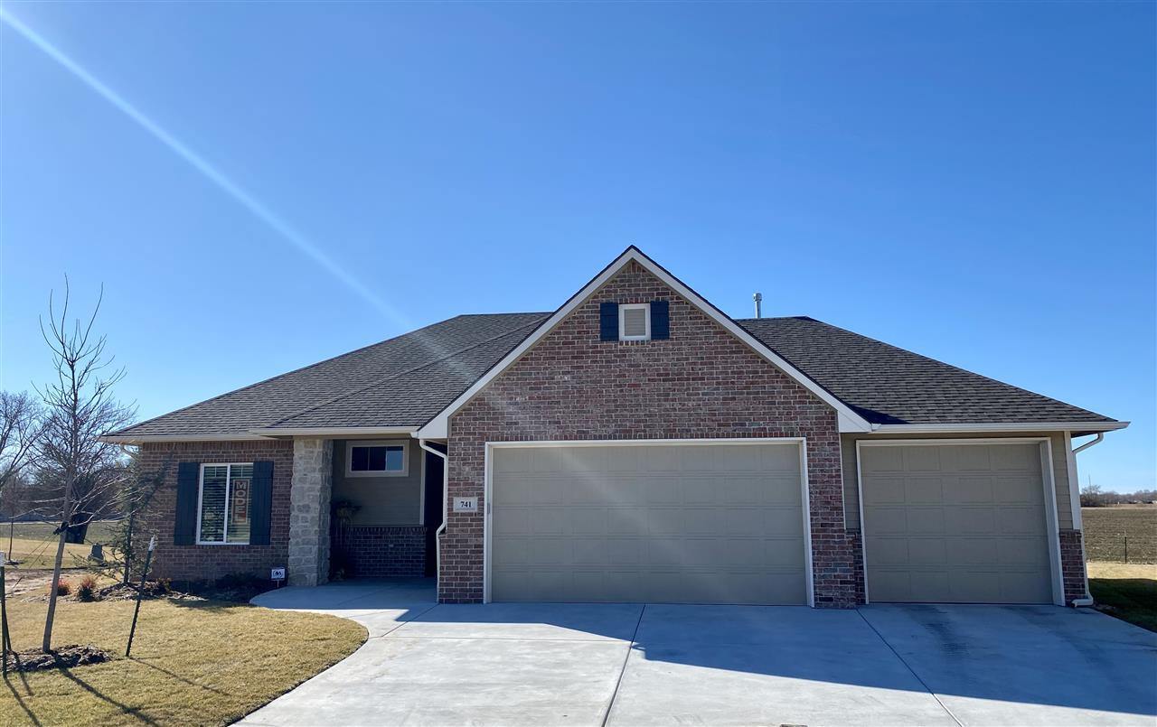For Sale: 741 N Firefly Ct, Wichita KS