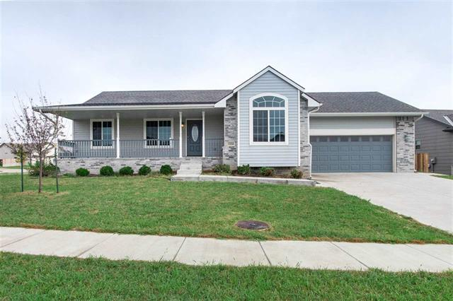 For Sale: 2224 E Birchwood CT, Derby KS
