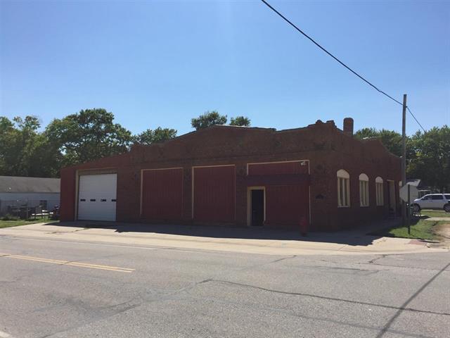 For Sale: 201 S Main St, Benton KS