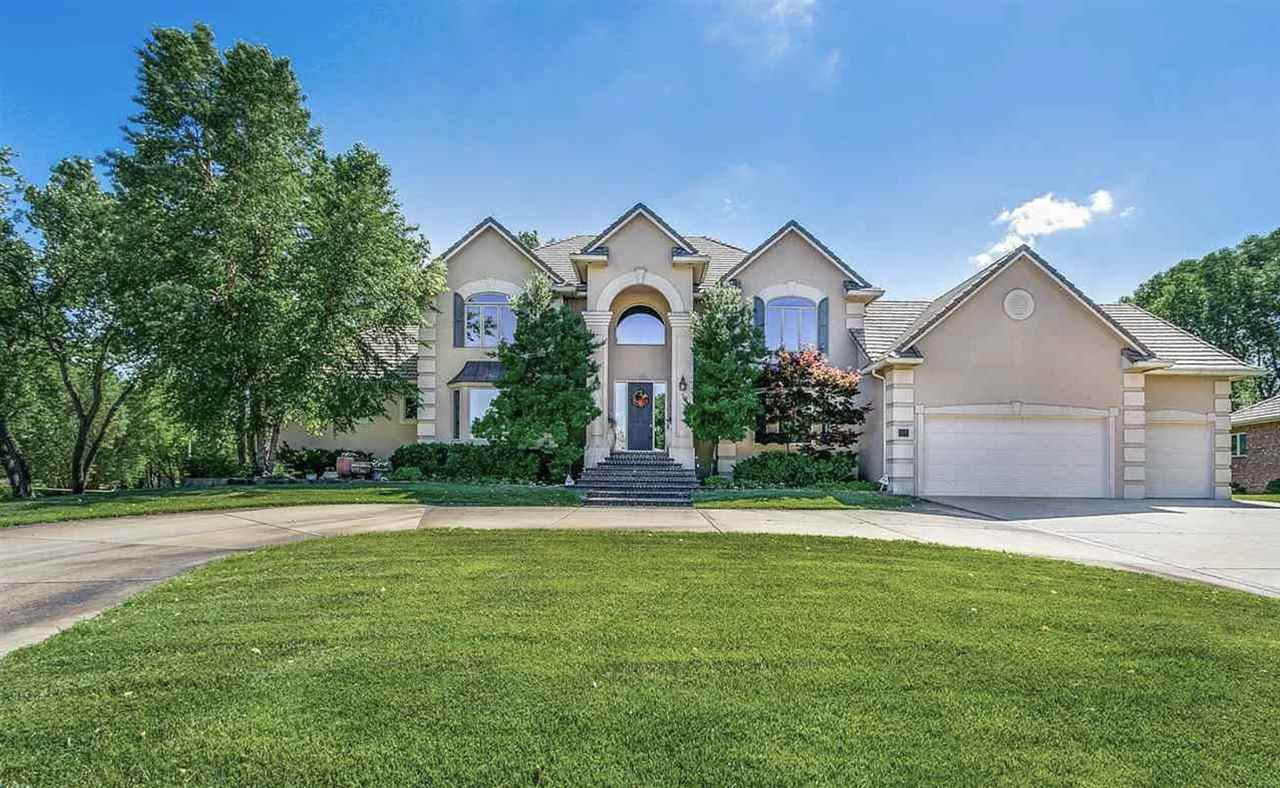 For Sale: 2709 N North Shore Cir, Wichita KS